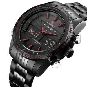 stainless steel watch product image